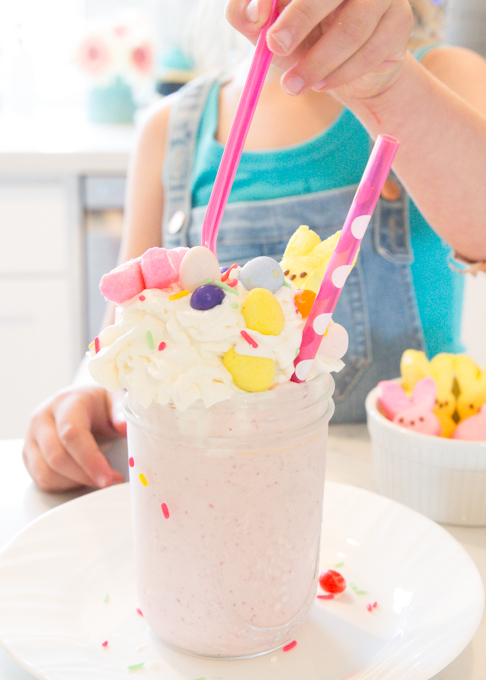 Crazy Easter Shakes